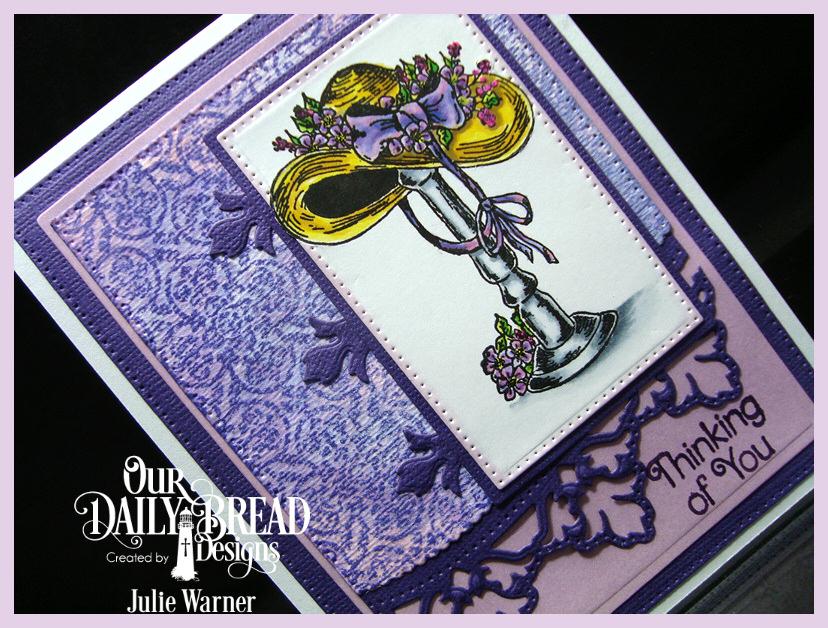 Violet Hatstand cu09191