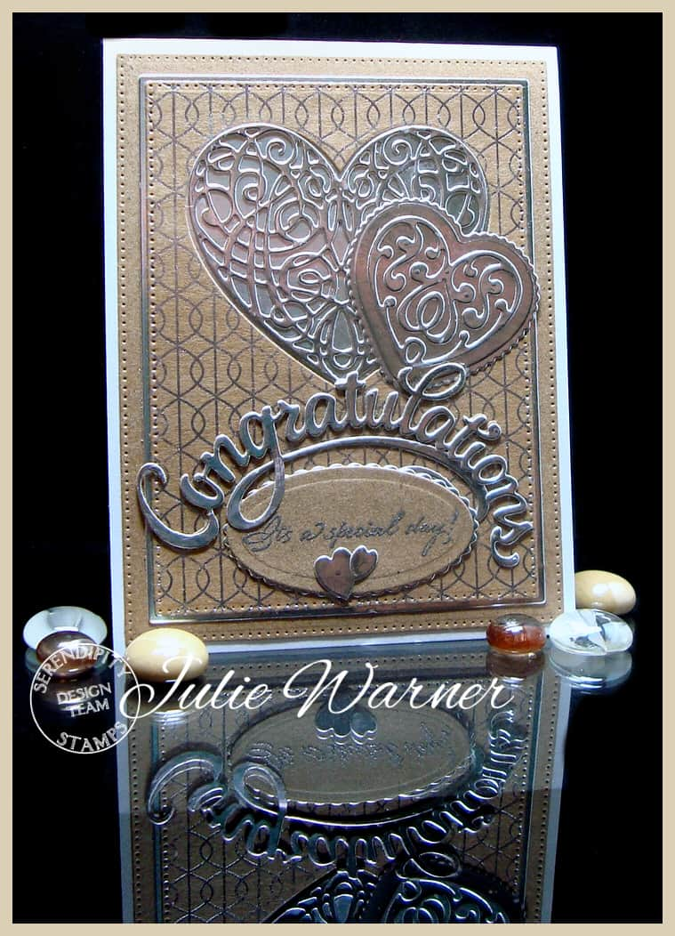 Silver Hearts 09427