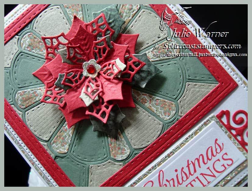 Christmas Quilt cu scs 08898