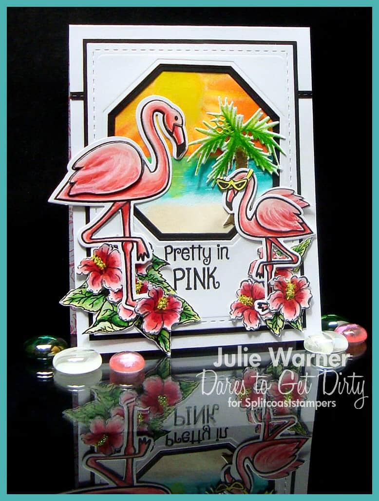 Pink Flamingos 09625