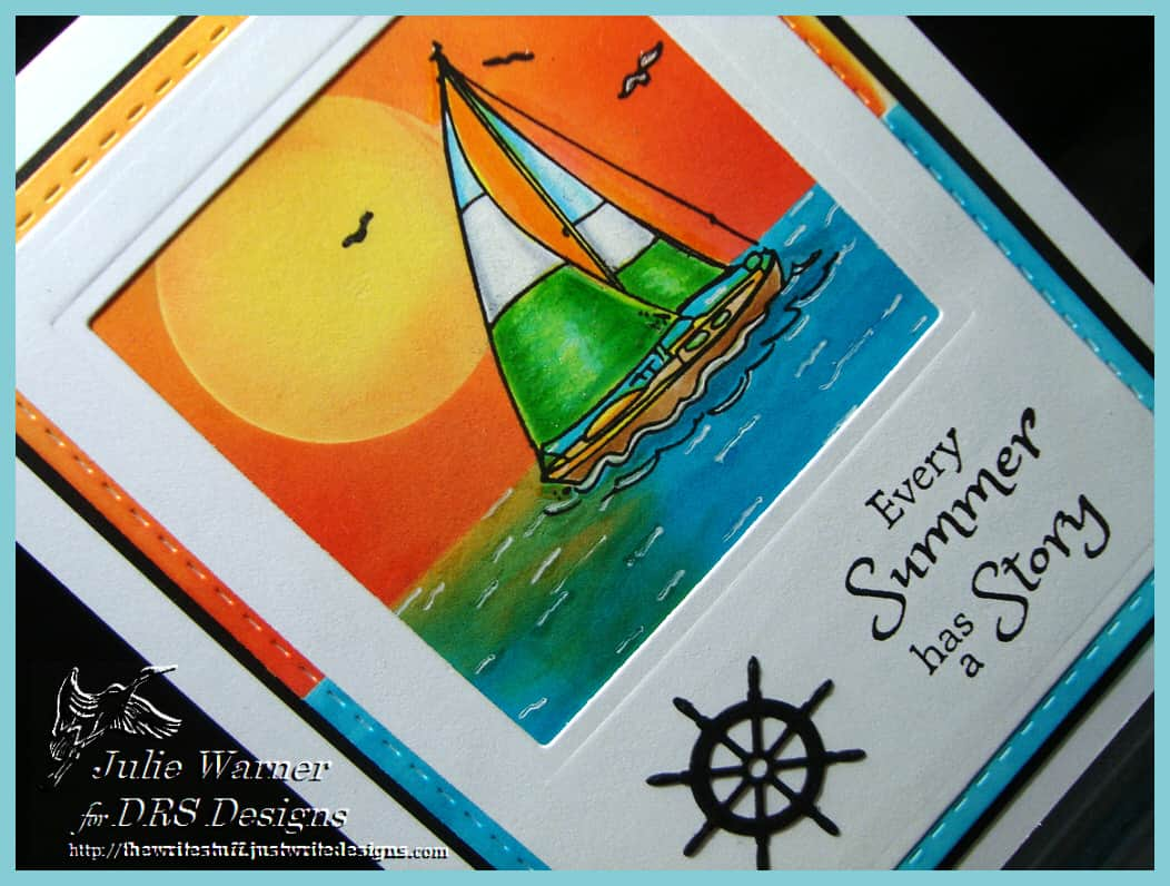 Sailboat Summer cu 09467
