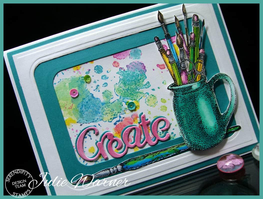 Splatter Art cu 09546