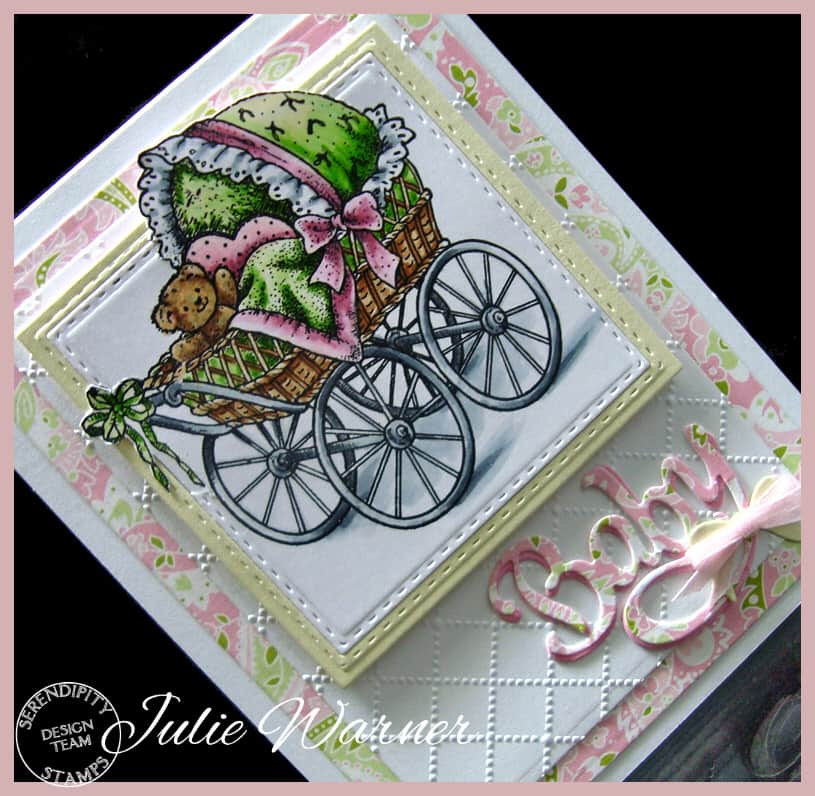 Baby Carriage cu 09719