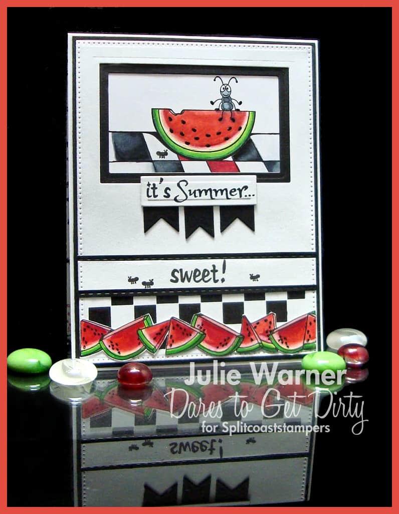 Summer Watermelon dtgd 09658
